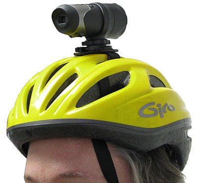 Kamera na helmu - Adrenaline U6