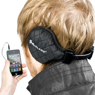 Midland SubZero - MP3 headphones for winter