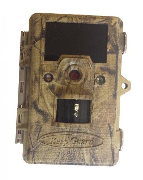 狩猟用カメラKeepGuard - 泥棒を捕まえる