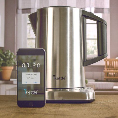 WIFI Kettle controlled by phone - iKettle
