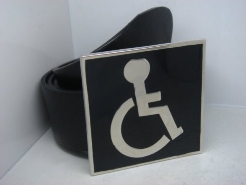 Invalid - buckle