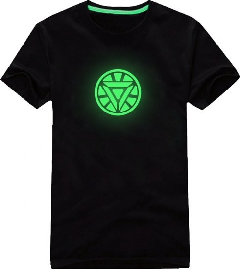 Neon T-shirt - Ironman