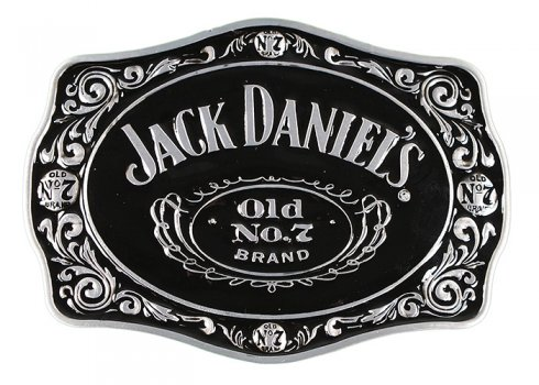 Джек Деніелс - Пряжки