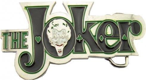 Joker - пряжка