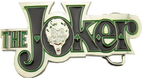 Joker - Belt buckle