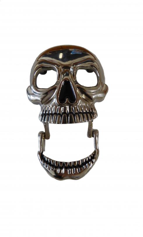Сребърен череп - Бъкс