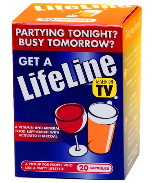 Lifeline Multi Pack - 10 capsule