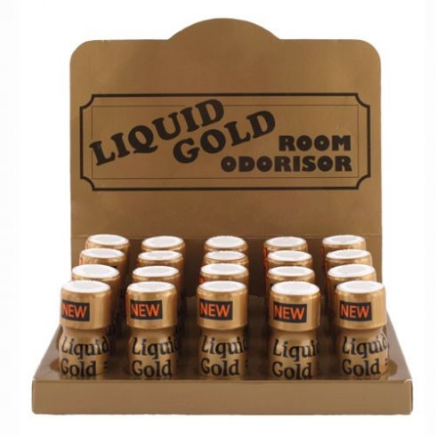 Pack 20x - Liquid Gold