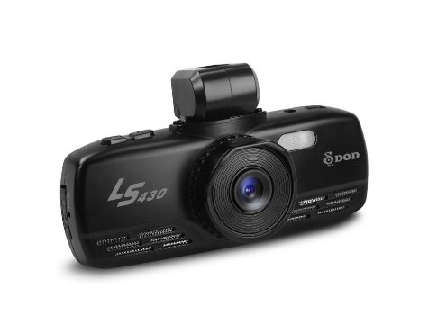 Car Camera FULL HD - DOD LS430