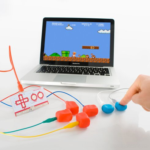 Makey Makey - the control board