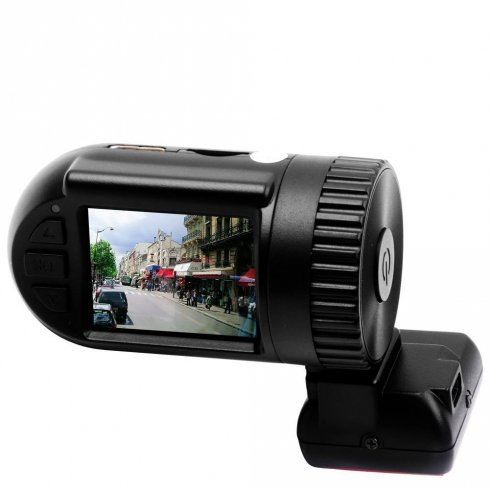 "Mini car camera with motion detection with 1.5"" LCD"
