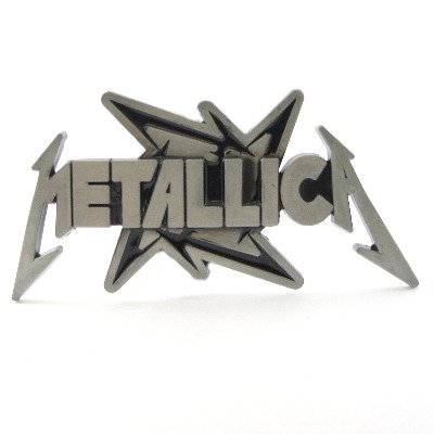 Metallica - belt clip