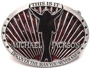 Michael Jackson - sponka
