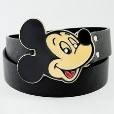 Micky Mouse - belt buckle