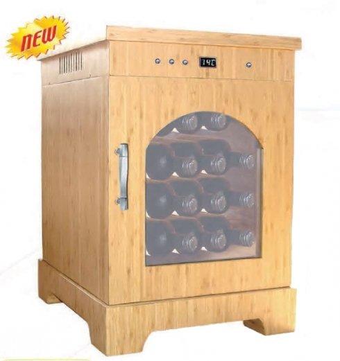 Элегантный мини-холодильник - 10L