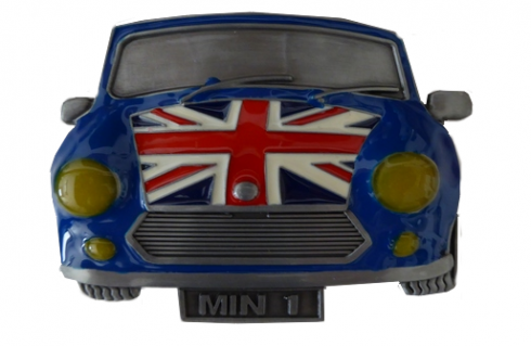 Belt buckle - Mini Cooper