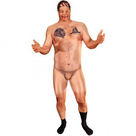 Halloween Costumes - Naked man