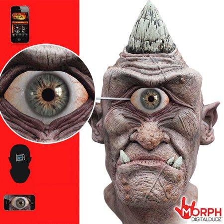 Maszkok Halloween - Cyclops