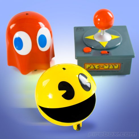 Pac Man game - play live!