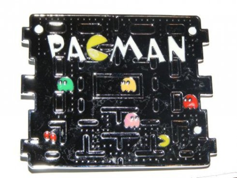 Pacman - buckle