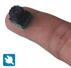 Pinhole spy cameras P82