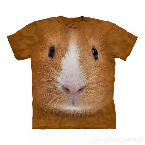 Hi-tech zvířecí trička - Morče