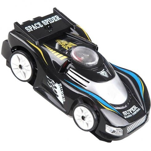 Antigravitačné RC auto - Spider Black