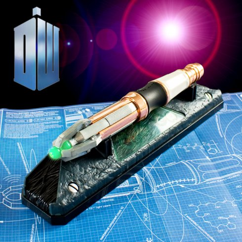 Doctor who screwdriver - Sonic remote