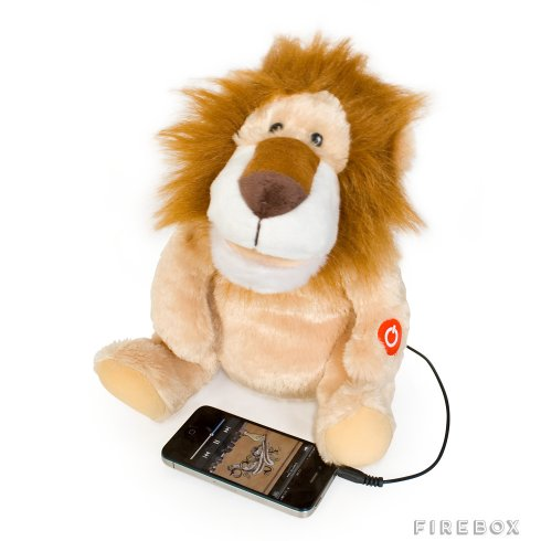 Kuchi - Paku Mp3 Speaker - Lion