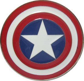 Captain America - Boucles