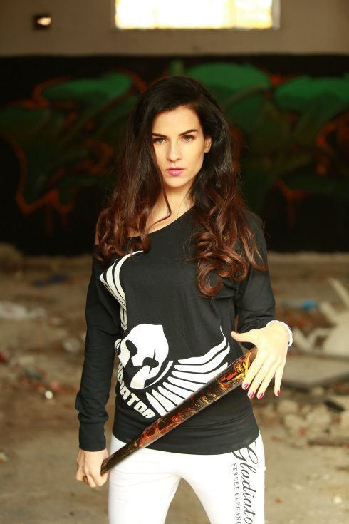 Strict Beauty - Women's Black Hoodie