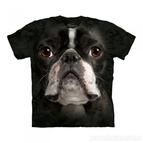Hi-tech animal tshirts - Terrier
