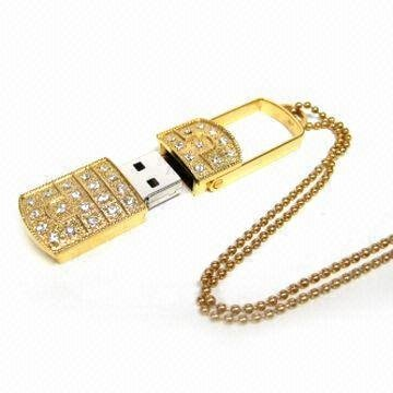 Exclusive USB flash drive