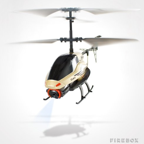 Helicopter with a camera - Silverlit I/R