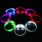 LED bracelet - sound sensitive red