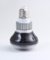 WiFi camera LED bulb with 1280x720 HD + IR Night Vision