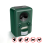 Animal repeller - dogs, cats, rodents, mice, birds - SOLAR