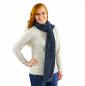 Heated scarf 100x15 cm