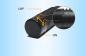 Odpudzovač komárova hmyzu - ultrazvukový a prenosný