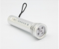 Camera in flashlight with 4 LEDs + mp3 player