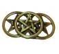 Pentagram - Hebillas