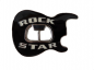 Belt buckle - Rock Star