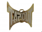 Tapout - belt buckle
