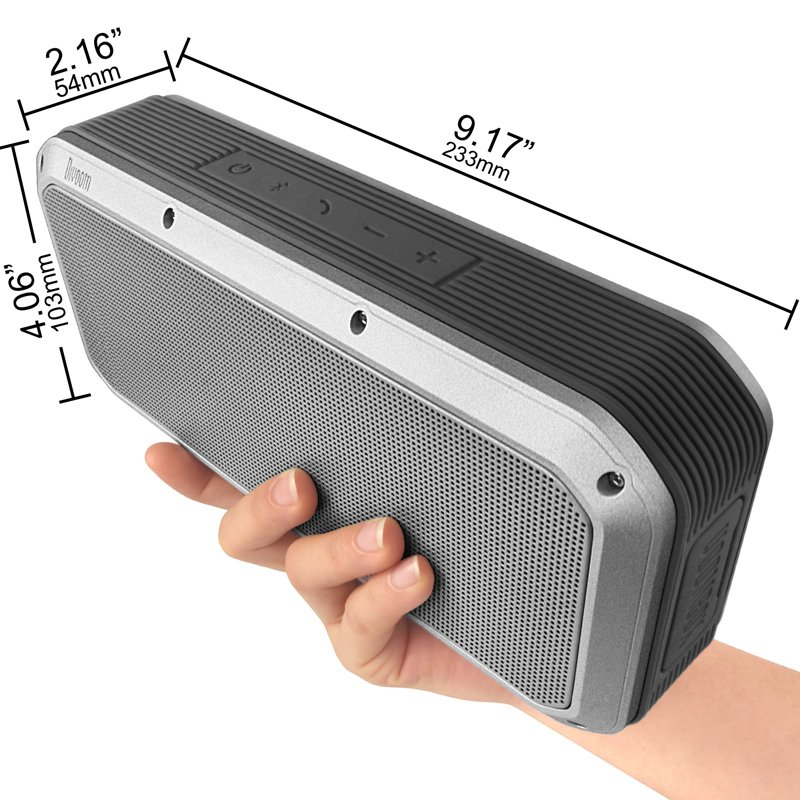 Voombox Party Waterproof Bluetooth Portable Speaker With 30w Nfc