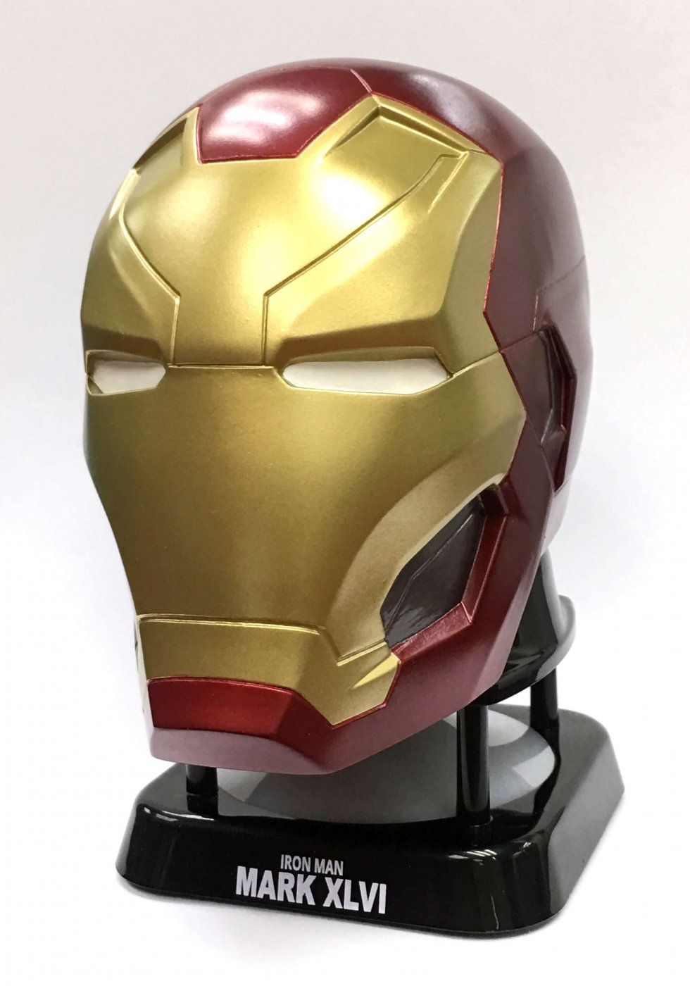 Iron man mini bluetooth mp3 speaker cool mania - Mini iron man ...