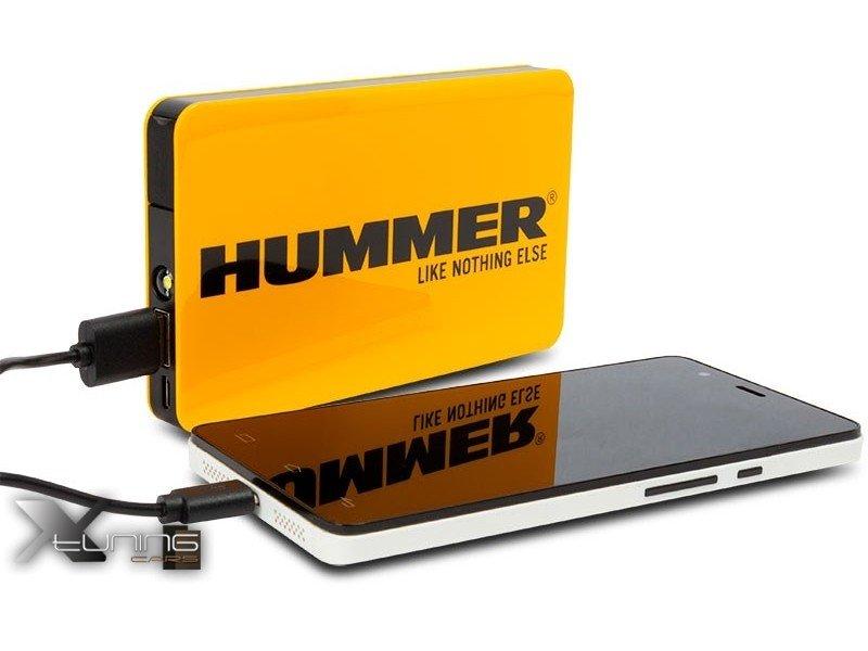 mini starthilfe externe batterie hummer h3 6000mah f r. Black Bedroom Furniture Sets. Home Design Ideas