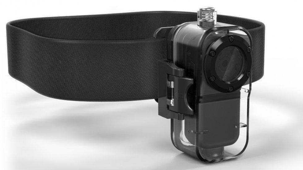 Mini FULL HD športová kamera 10 m vodotesná + 5 IR LED  ff968a309dd
