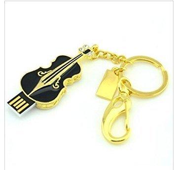 Husle 16GB USB kľúč v tvare šperku  3efd9d38056