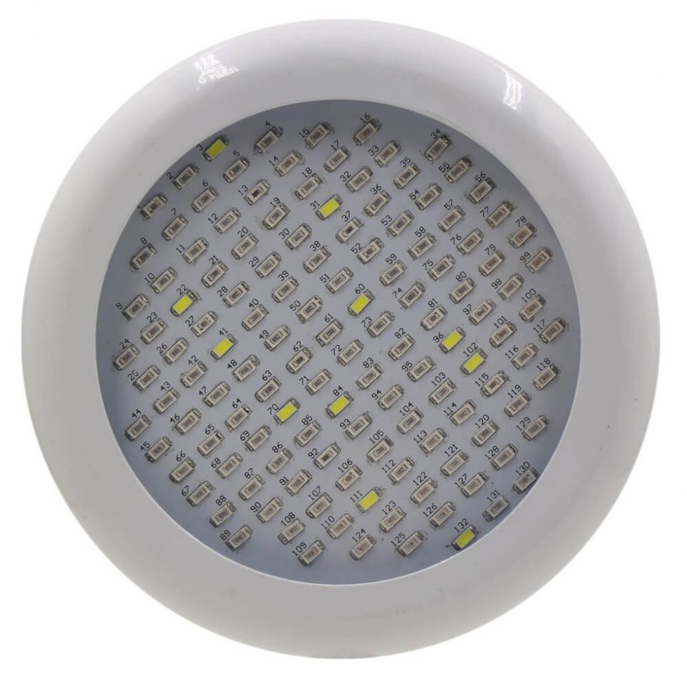 UFO LED Lamp 130W For Plant Growth In Interior With Full Color Spectrum