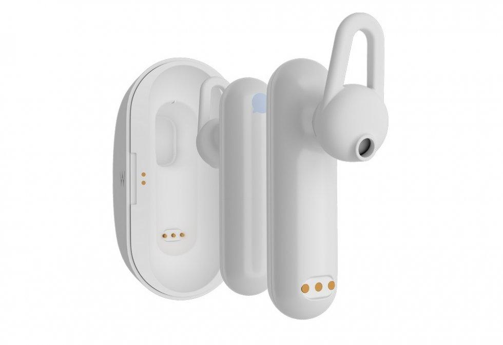 Voice translator Bluetooth fejhallgatón keresztül WT2 Plus - valós idejű  fordítás 26fcccbf32